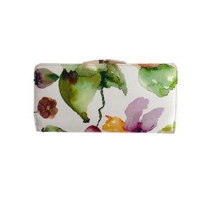 Handbags - EUC Floral Wallet/Billfold.